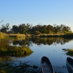 Okavango Delta Mokoro Expedition